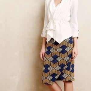 Maeve | Anthropologie Kanara Pencil Skirt 8